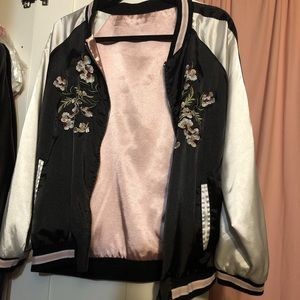 Other - reversible bomber jacket